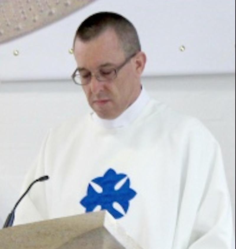 Rev Graham Jones